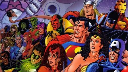 JLA_Avengers_George_Perez