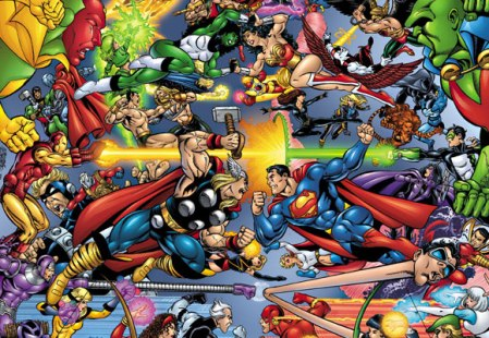 Justice-League-vs-Avengers